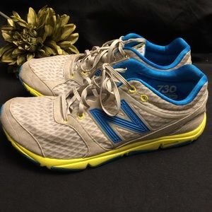 New Balance Running Shoes-730, Size:10.5
